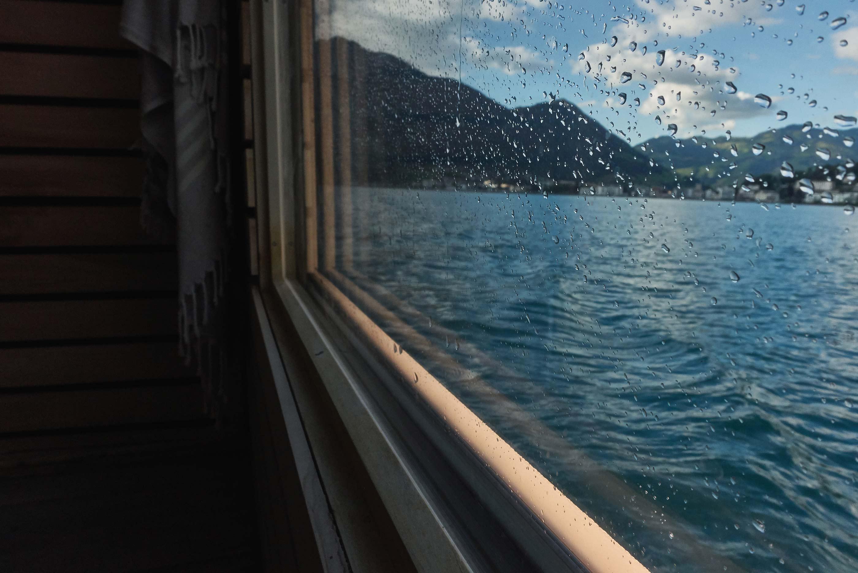 Saunaboot Classic - das Sauna Erlebnis in Luzern mitten auf dem Vierwaldstättersee